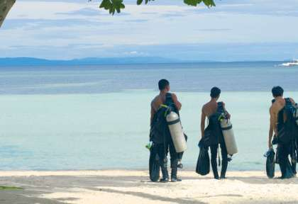 Panglao - Bohol © The Ananyana Dive Center