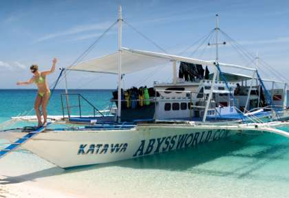 Safari Abyss aux Philippines © Abyss World - John Bantin