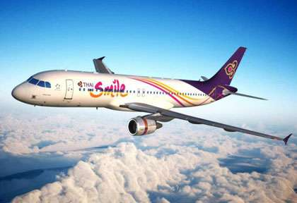 Thai Smile © Thai Smile Facebook