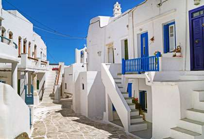 Sifnos - Cyclades - Grèce © Shutterstock - Yiannis Papadimitriou