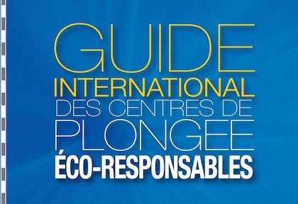 Le guide international des Centres de ploingée eco-responsables