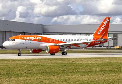 Airbus Easy Jet - Vol Low Cost © Easy Jet