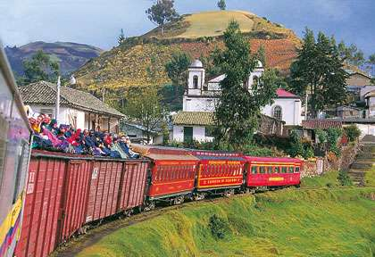 Train Riobamba